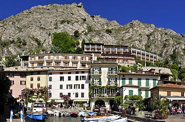 Limone sul Garda, Lake Garda, Lombardia, Italy, Europe