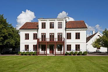 Fredriksdal Manor, Helsingborg, Skane, Sweden, Europe