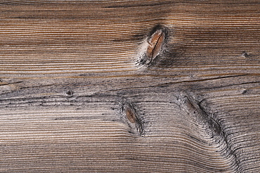 Board with knots, background