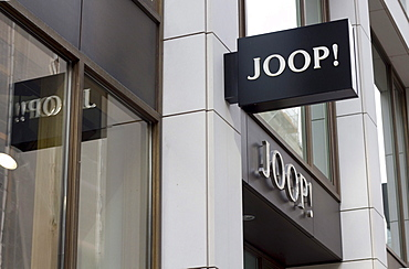 Joop, luxury shop, Neuer Wall, Hamburg, Germany, Europe