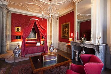 Reception Room, Museum van Loon, Keizersgracht, Amsterdam, Holland, Netherlands, Europe