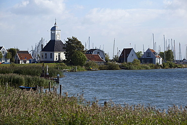 Durgerdam fishing village, North Holland province, Netherlands, Europe