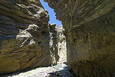 Canyon near Vrang, Wakhan Corridor, Tajikistan, Central Asia