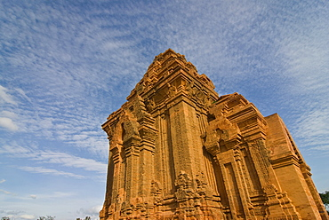 Cham Towers between Nha Trang and Mue, Vietnam, Asia