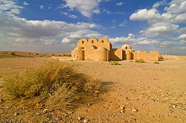Quasayr Amra, fortress, castle, Jordan, Middle East