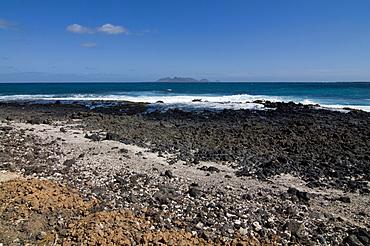 Pebble beach, San Vincente, Cabo Verde, Cape Verde, Africa