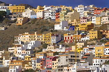 San Sebastian, the capital of La Gomera, Canary Islands, Spain, Europe