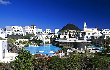 Hotel Grand Melia Vulcan in Playa Blanca, Lanzarote, Canary Islands, Spain, Europe