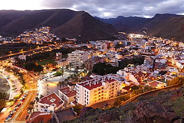 San Sebastian de La Gomera, Canary Islands, Spain, Europe
