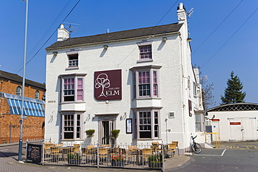 The One Elm Restaurant, Guild Street, Stratford-upon-Avon, Warwickshire, England, United Kingdom, Europe