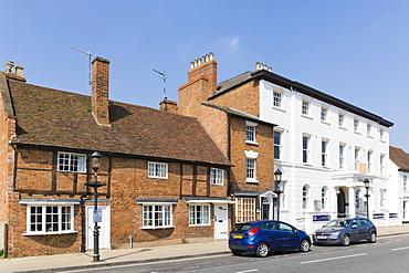 Rother Street, Stratford-upon-Avon, Warwickshire, England, United Kingdom, Europe