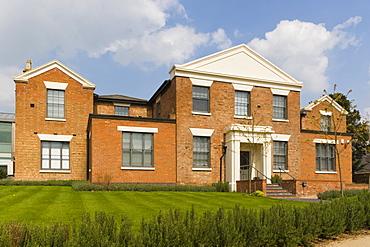 RSC, Royal Shakespeare Company building, Chapel Lane, Stratford-upon-Avon, Warwickshire, England, United Kingdom, Europe
