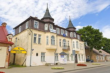 Nepriklausomybes aiksteje, Independence Square, Rokiskis, Panevezys County, Lithuania, Northern Europe