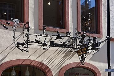 Toy Museum, Hauptmarkt square, Trier, Rhineland-Palatinate, Germany, Europe