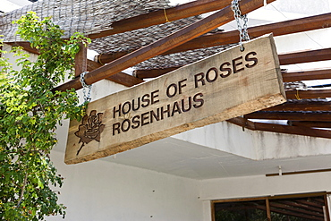 House of Roses, production of rose fragrances, Agros, Troodos Mountains, Central Cyprus
