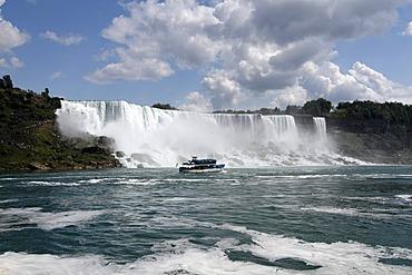 American Falls, Niagara River, Niagara Falls, Ontario, Canada, North America