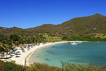 Bay, Canouan Island, Saint Vincent, Caribbean