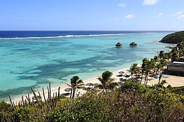 Raffles Resort, Canouan Island, Saint Vincent, Caribbean