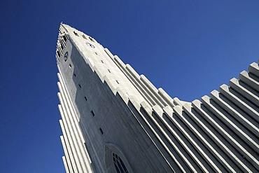 Hallgrimskirkja church, Reykjavik, Iceland, Europe