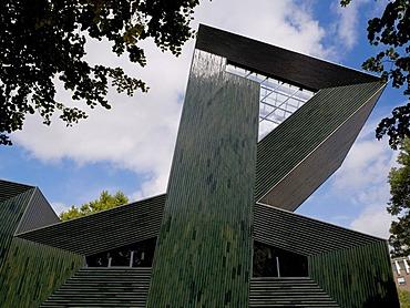 New Synagogue Mainz, Rhineland-Palatinate, Germany, Europe