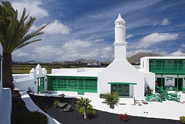 Casa Museo al Campesino, Peasant¥s House Museum, Mozaga, Lanzarote, Canary Islands, Spain, Europe