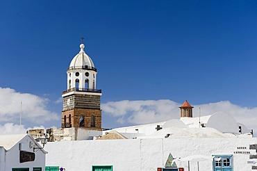 Church of Nuestra Senora de Guadalupe, Teguise, Lanzarote, Canary Islands, Spain, Europe