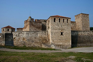 Baba Vida Fortress, Vidin, Bulgaria, Europe