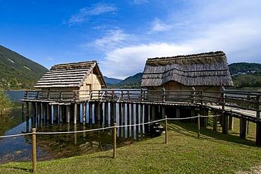 Cansiglio plateau, lake Revine, Treviso, Veneto, Italy, Europe