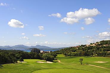 Pevero Gold Club, Cala di Volpe, Costa Smeralda, Olbia-Tempio Province, Sardinia, Italy, Europe