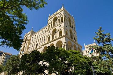 Parliament of Azerbaijan, Baku, Azerbaijan, Middle East