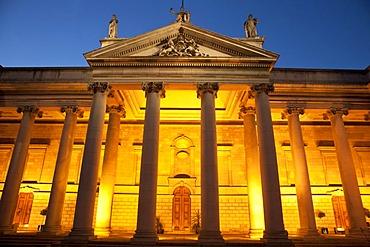 Bank of Ireland Building, Dublin, Republic of Ireland, Europe