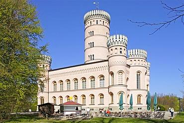 Jagdschloss Granitz Castle, Ruegen Island, Mecklenburg-Western Pomerania, Germany, Europe