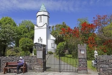 Church in Sneem, Ring of Kerry, Ireland, Europe