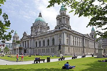 City Hall, Belfast, Northern Ireland, Europe