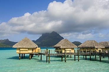Pearl Beach Resort, Bora-Bora, French Polynesia, Pacific Ocean