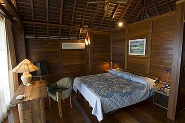 White Sand Beach Resort, Fakarava, Havaiki-te-araro, Havai'i or Farea, Tuamotu Archipelago, French Polynesia, Pacific Ocean