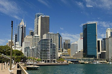 Circular Quai, Sydney, New South Wales, Australia