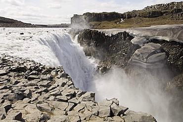 Dettifoss waterfall, Iceland, Europe