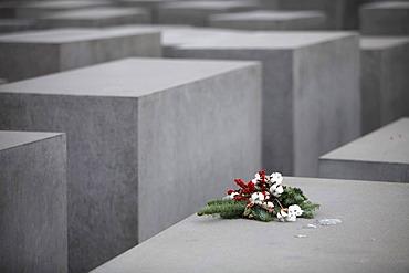 Memorial to the Murdered Jews of Europe, Holocaust Memorial, Berlin, Germany, Europe