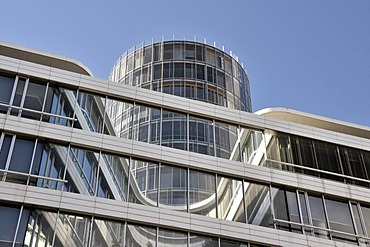 Headquarters of the Landesbank Baden-Wuerttemberg regional state bank, Stuttgart, Baden-Wuerttemberg, Germany, Europe