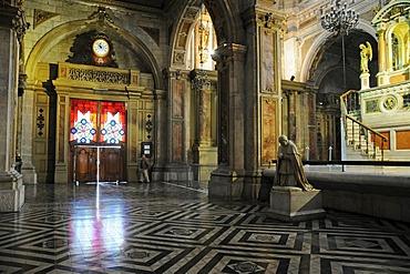 Metropolitan Cathedral, Santiago de Chile, Chile, South America