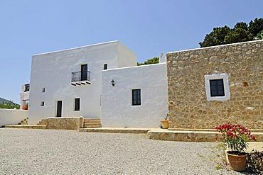 Museu d'Etnografia, Ethnological Museum, Santa Eulalia des Riu, Ibiza, Pityuses, Balearic Islands, Spain, Europe