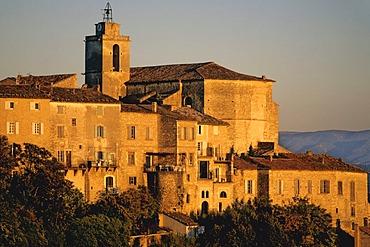 Village of Gordes, Vaucluse, France, Europe