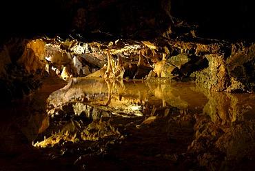 Cheddar Gorge Caves, Cheddar, Somerset, England, United Kingdom, Europe