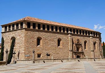 Convento de las Duenas, Dominican Monastery, Salamanca, Old Castile, Castilla-Leon, Spain, Europe