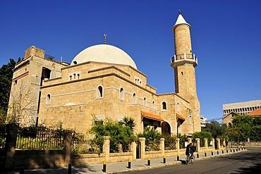 Tabbara Mosque at the Jardin Rene Mouawad, Beirut, Lebanon, Middle East, Asia