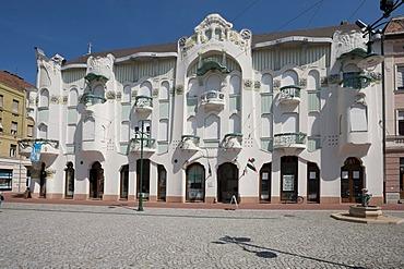 Reok Palais, Szeged, Hungary, Europe