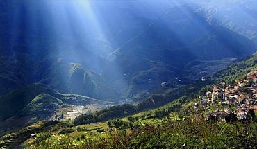 Region around Sapa or Sa Pa, northern Vietnam, Vietnam, Asia