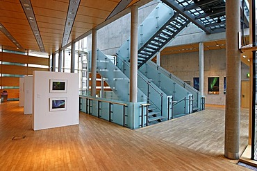 Lobby of the embassies of the Nordic countries, Denmark, Sweden, Norway, Finland, and Iceland, in Berlin, Germany, Europe