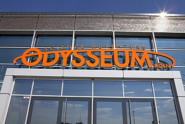 Science Adventure, the Odysseum in the Kalk district, Cologne, North Rhine-Westphalia, Germany, Europe
